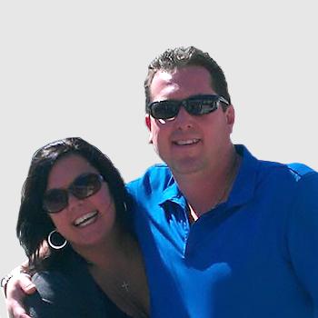 Kim & Brian Starcevich
